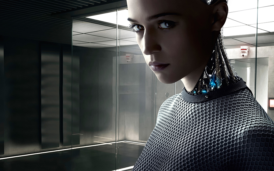 Ex Machina - Wallpaper