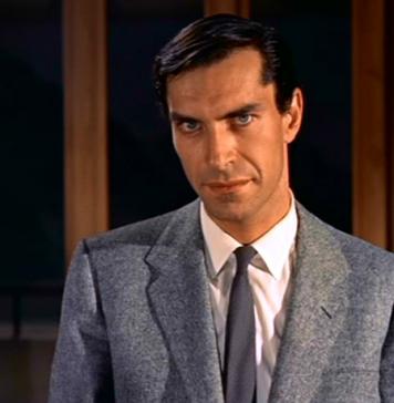 """Martin Landau, 1959 från filmen """"North by Northwest"""" med Cary Grant i huvudrollen"""