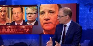 Regeringskris 2017 - Foto: SVT