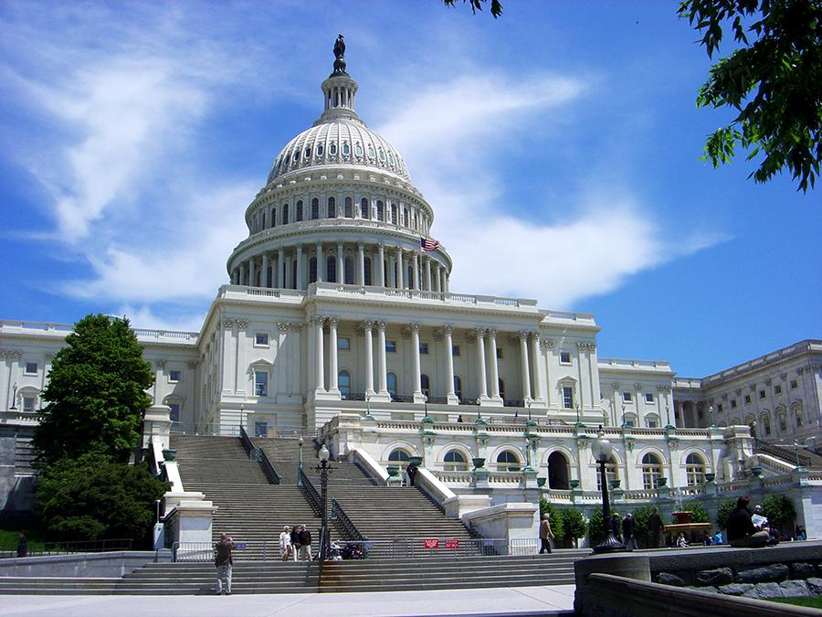 US Capitol Hill - Foto: Kevin McCoy