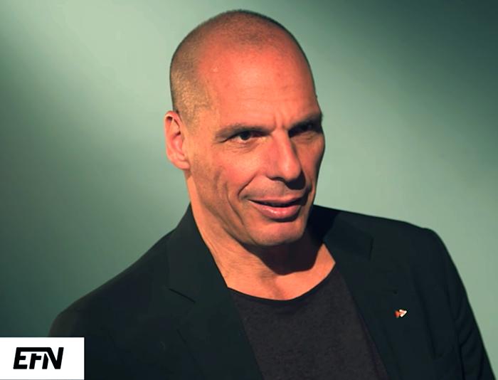 Yanis Varoufakis - Foto Ekonomi och Finansnyheter (efn.se)