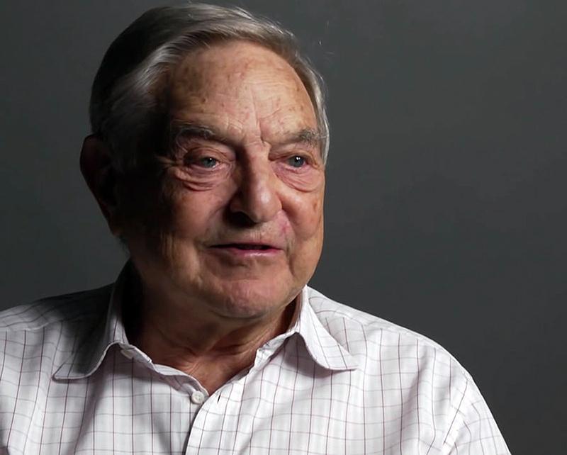 George Soros finansierar Open Society Foundations med 18 miljarder dollar - Foto: Georgesoros.com