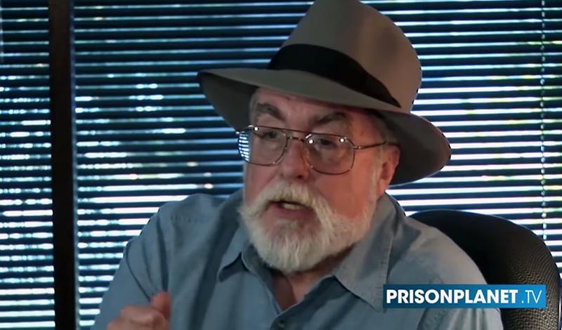 Jim Marrs - Foto: Prison Planet