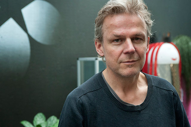 Axel Arnö - Foto: Per Westergard, Vetenskapsjournalisterna.se