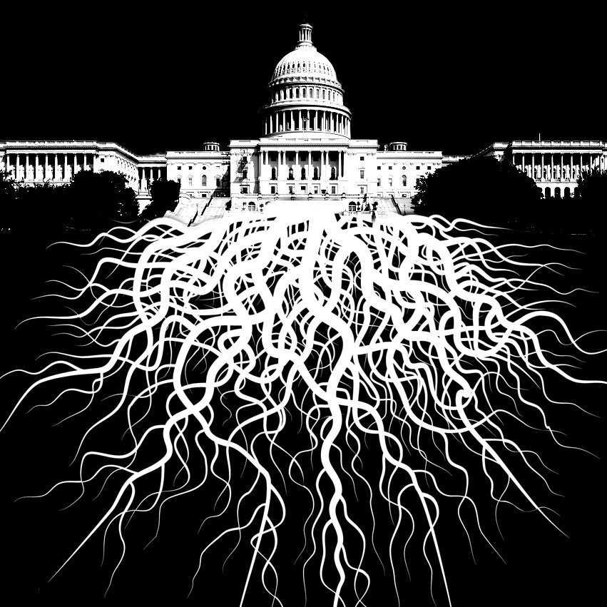 Deep state - Source: Realizethelies.com