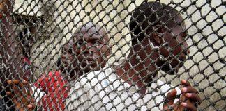 Douala Central Prison - Foto: Moki Edwin Kindzeka, voanews.com