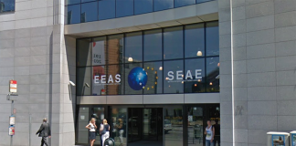 EEAS, SEAE Head Quarters - Image: Google Maps