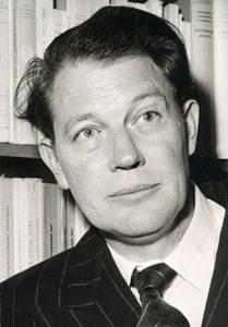 Harry Martinson var också köpt av CIA - Foto: Harald Borgstrom Wikimedia