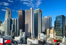 Valutahandel Shinjuku Tokyo - Crestock.com