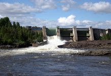 Stornorrfors, Umeå - Foto: Tage Olsin, Wikimedia Commons