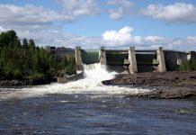 Stornorrfors, Umeå - Foto: Tage Olsin, Wikimedia Commons