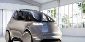 Uniti, svensk elektrisk bil