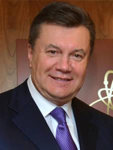 Viktor Yanukovych (Viktor Janukovytj) - Foto: Wikimedia