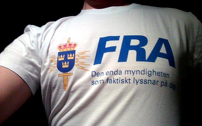 FRA T-shirt - Foto: Pirat-Jonas