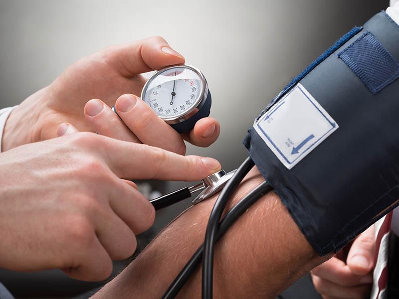 Så kan du sänka blodtrycket - Bild från TV-helse.se
