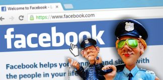 Facebook Police - Foto: Alexa, CC0 Creative Commons