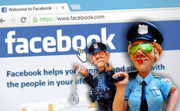 Facebook Police - Foto: Alexa, CC0 Creative Commons