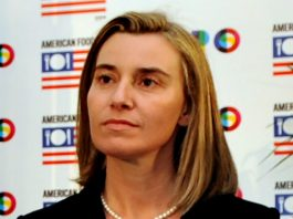 Federica Mogherini - Foto: US Department of State, Wikimedia