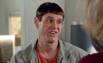 "Jim Carrey från filmen ""Dumb and Dumber"" - Foto: Universal Pictures"