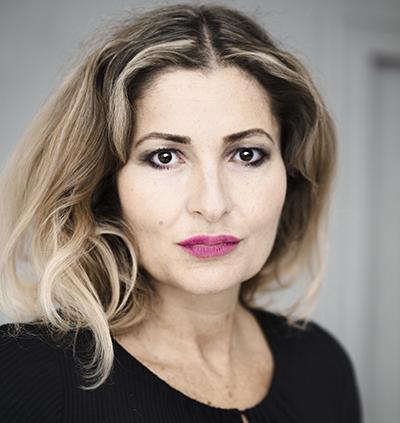 Katerina Janouch - pressfoto