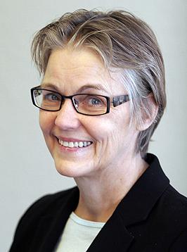 Margot Granvik, ordförande Klassiska homeopaters yrkesförbund - Pressfoto: KHY