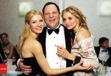 Gwyneth . Paltrow, Harvey Weinstein, Cameron Diaz - Foto: Rex Features