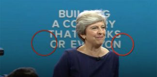 Theresa May - Foto: BBC