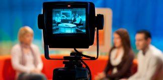 Kamera, TV-studio