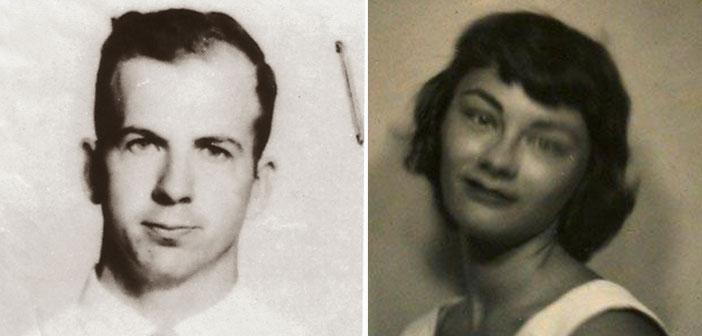 Lee Harvey Oswald och Judyth Vary Baker