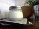 Hemlagad kokosyogurt med probiotika är bra för din mage