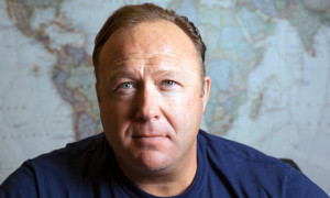 Alex Jones - Pressfoto: infowars.com