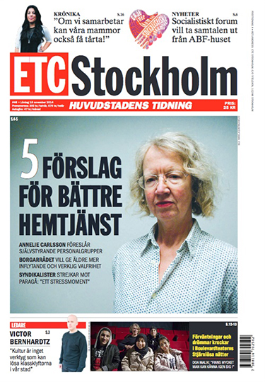 ETC Stockholm nr 1 2014