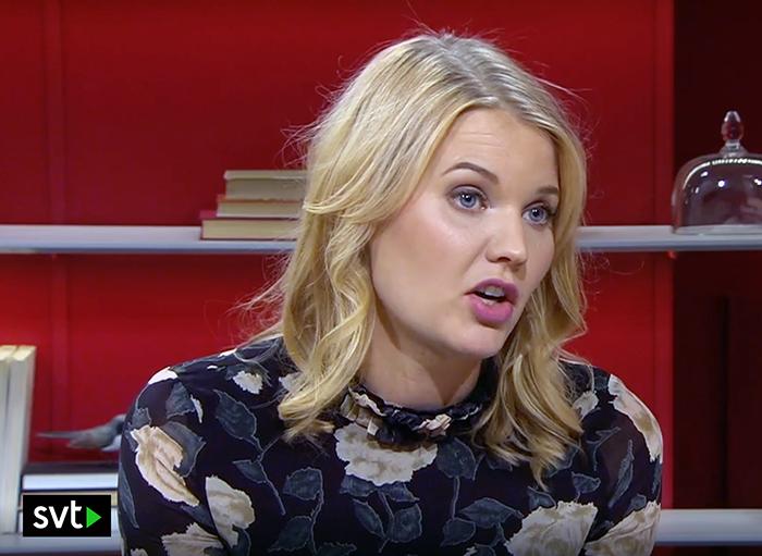 Emma Frans - Foto: SVT