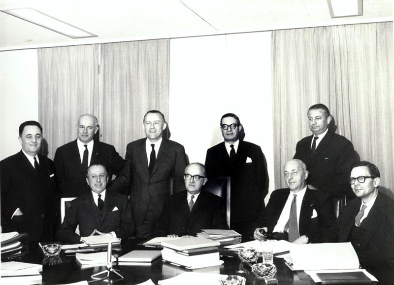 Walter Hallstein, Commission II (1962-1967)
