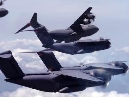 Hercules 130 - Foto: Franska flygvapnet, Unité Alpha