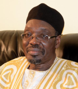 Issa Tchiroma, Cameroon Minister of Communications - Source: Critiqsite.com