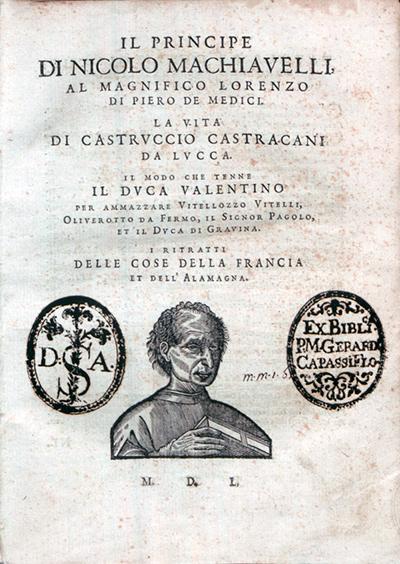 Il Principe - Machiavelli
