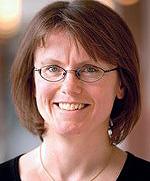 Maria Feychting arbetar för Folkhälsomyndigheten - Pressfoto: KI