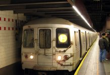 New Yorks tunnelbana - Foto: Adam E. Moreira, Wikimedia Commons