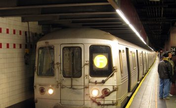 New Yorks tunnelbana - Foto: Adam E. Moreira, Wikimedia Commons