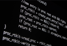 Rootkit code - malware - Foto: Christiaan Colen, CC BY-SA 2.0