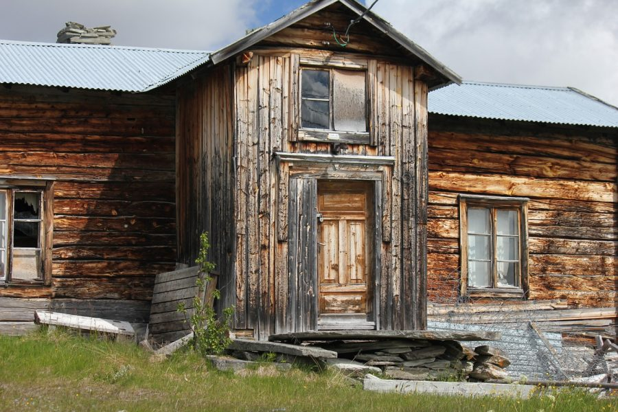 Gammalt hus i sverige - CC0 Creative Commons