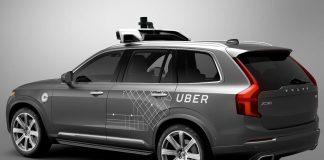 Uber köper Volvo XC90 SUV - Foto: Uber