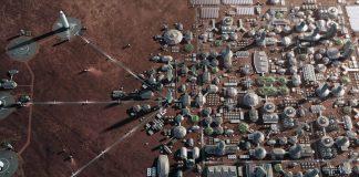 Mars base - Wallpapershome.com, user helga