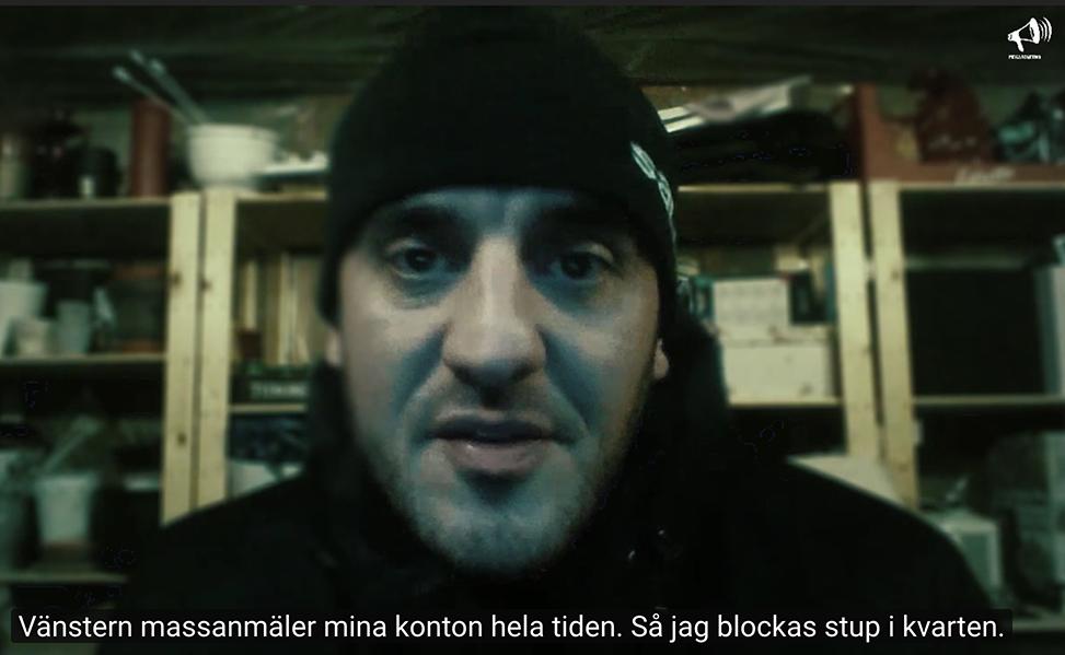 Bechir Rabani - Foto: Megafonerna WebTV