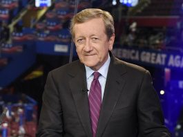 Brian Ross stängs av från ABC News efter att ha spritt fake news om Trump - Foto: NBC News