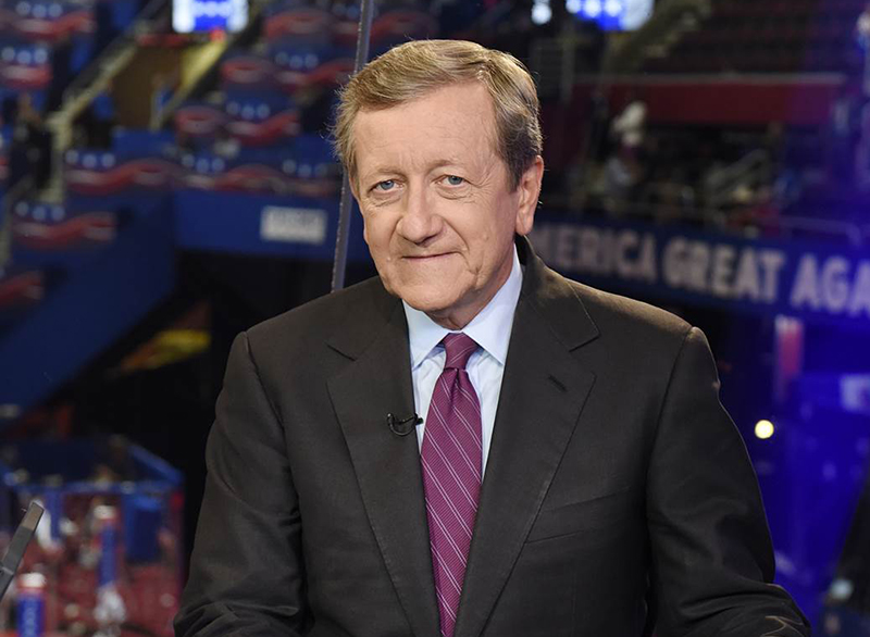 Brian Ross stängs av från ABC News efter att ha spritt fake news om Trump - Foto: NBC News