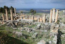 Arkeologisk plats i Cyrene, Libyen - Foto: Wikimedia Commons