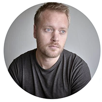 Fredrik Svärd, Generalsekreterare Forum för Dataskydd - Foto från privat Twitter