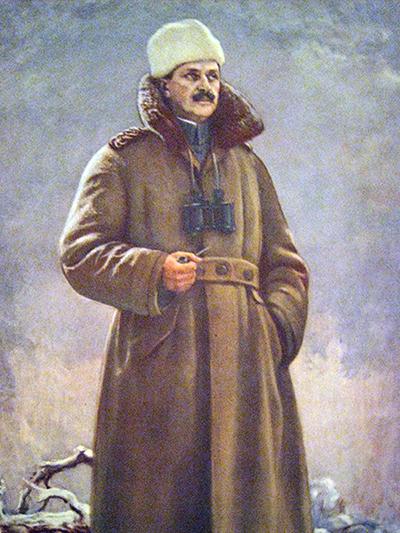 Mannerheim, 1918